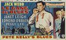 Pete Kelly's Blues - Belgian Movie Poster (xs thumbnail)
