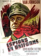The Last Blitzkrieg - French Movie Poster (xs thumbnail)