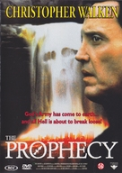 The Prophecy - Dutch DVD cover (xs thumbnail)