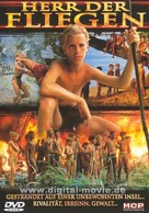 Lord of the Flies - German Movie Cover (xs thumbnail)