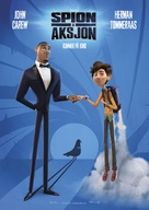 Spies in Disguise - Norwegian Movie Poster (xs thumbnail)