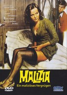 Malizia - German DVD cover (xs thumbnail)