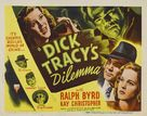 Dick Tracy's Dilemma - Movie Poster (xs thumbnail)