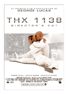 THX 1138 - French Movie Poster (xs thumbnail)
