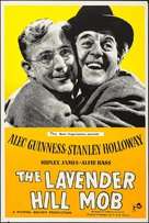 The Lavender Hill Mob - Movie Poster (xs thumbnail)