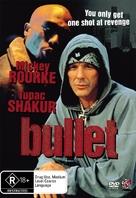Bullet - Australian DVD movie cover (xs thumbnail)