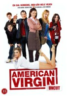 American Virgin - Danish Movie Cover (xs thumbnail)