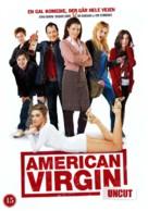 American Virgin - Danish Movie Cover (xs thumbnail)