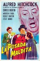 Jamaica Inn - Argentinian Movie Poster (xs thumbnail)