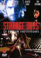 Strange Days - Danish DVD cover (xs thumbnail)