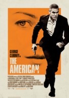 The American - German Movie Poster (xs thumbnail)
