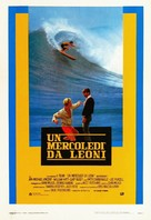 Big Wednesday - Italian Movie Poster (xs thumbnail)