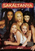 Coyote Ugly - Hungarian DVD movie cover (xs thumbnail)