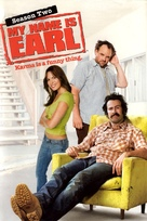 """My Name Is Earl"" - DVD cover (xs thumbnail)"