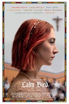 Lady Bird - Australian Movie Poster (xs thumbnail)