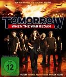 Tomorrow, When the War Began - German Movie Cover (xs thumbnail)