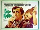 César et Rosalie - British Movie Poster (xs thumbnail)