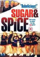 Sugar & Spice - British DVD cover (xs thumbnail)