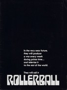 Rollerball - Movie Poster (xs thumbnail)