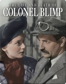 The Life and Death of Colonel Blimp - British Blu-Ray movie cover (xs thumbnail)