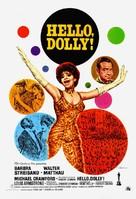 Hello, Dolly! - Spanish Movie Poster (xs thumbnail)