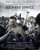 Richard Jewell - Brazilian Movie Poster (xs thumbnail)