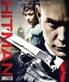Hitman - Blu-Ray cover (xs thumbnail)