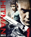 Hitman - Blu-Ray movie cover (xs thumbnail)
