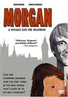 Morgan: A Suitable Case for Treatment - DVD cover (xs thumbnail)