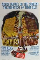 Ercole e la regina di Lidia - Movie Poster (xs thumbnail)