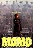 Momo - German Movie Poster (xs thumbnail)