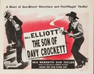 The Son of Davy Crockett - Movie Poster (xs thumbnail)