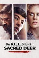 The Killing of a Sacred Deer - Movie Cover (xs thumbnail)