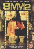 8MM 2 - British DVD movie cover (xs thumbnail)