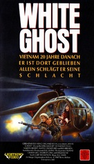 White Ghost - German VHS cover (xs thumbnail)