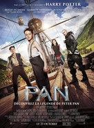 Pan - French Movie Poster (xs thumbnail)