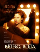 Being Julia - Movie Poster (xs thumbnail)