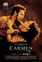 Carmen 3D - Canadian Movie Poster (xs thumbnail)