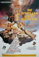 Vacation - German Movie Poster (xs thumbnail)