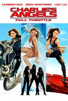 Charlie's Angels: Full Throttle - DVD movie cover (xs thumbnail)