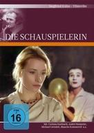 Die Schauspielerin - German Movie Cover (xs thumbnail)