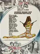 Casino Royale - French Theatrical poster (xs thumbnail)
