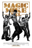 Magic Mike XXL - Argentinian Movie Poster (xs thumbnail)
