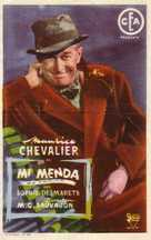 Ma pomme - Spanish Movie Poster (xs thumbnail)
