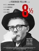 8½ - Turkish Movie Poster (xs thumbnail)