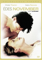Sweet November - Hungarian Movie Poster (xs thumbnail)