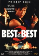 Best of the Best 3: No Turning Back - French Movie Cover (xs thumbnail)