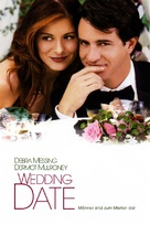 The Wedding Date - German poster (xs thumbnail)