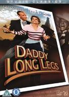 Daddy Long Legs - British DVD movie cover (xs thumbnail)