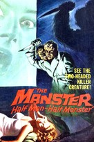 The Manster - British Movie Poster (xs thumbnail)